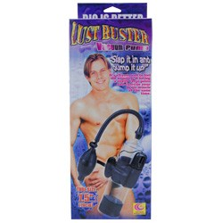 Lust Buster Vibrating Vacuum Pump with 7.5 Cylinder